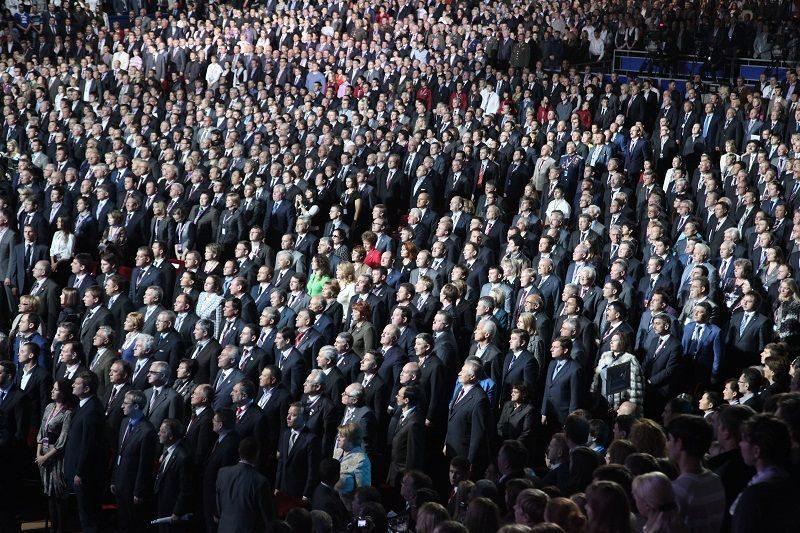 В Волгограде открывается съезд депутатов сельских поселений