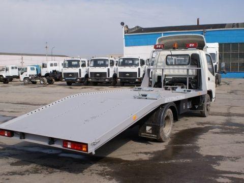 В Волгограде автовор украл «девятку» с помощью эвакуатора