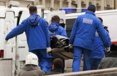 В Руднянском районе водитель мопеда погиб, врезавшись в столб