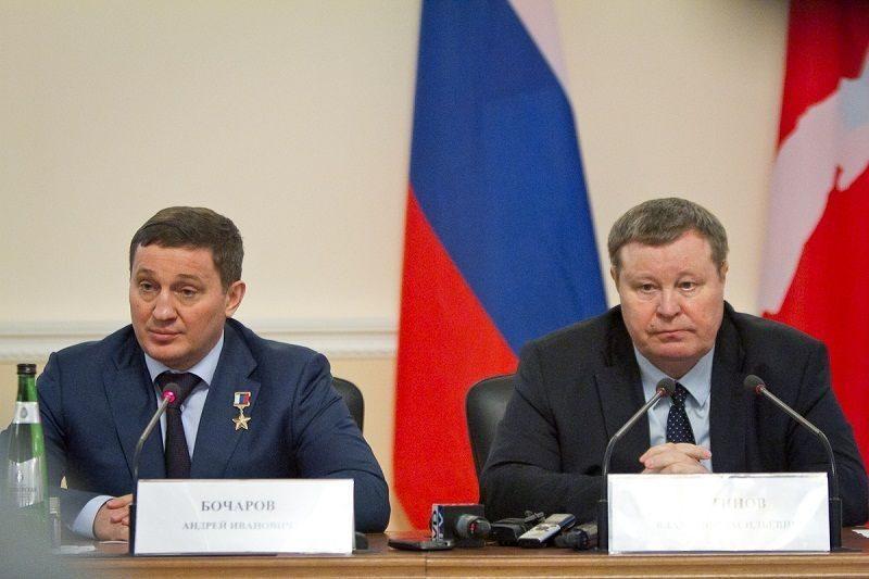Новый глава Волгоградской области присматривается к кадрам и ищет резервы казны