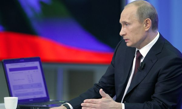 В прямой линии с Путиным впервые примут участие жители Крыма