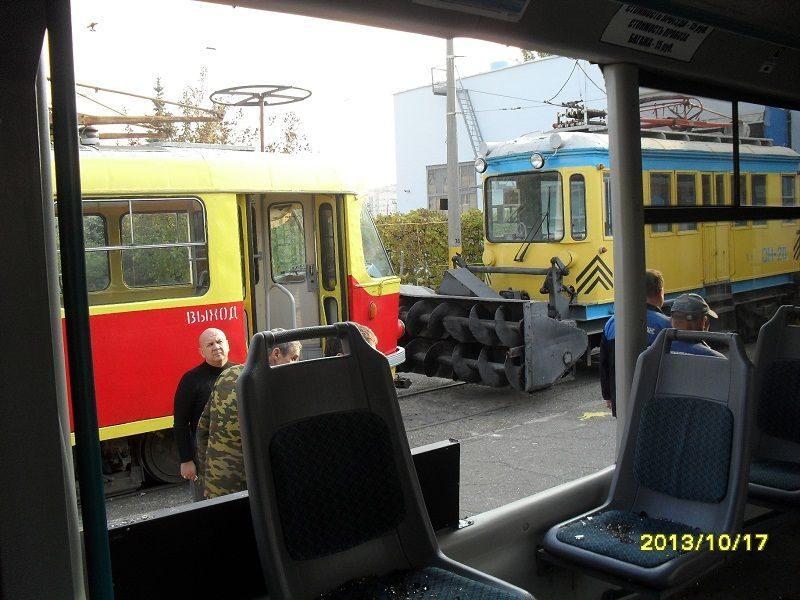 В Волгограде участились случаи вандализма на транспорте