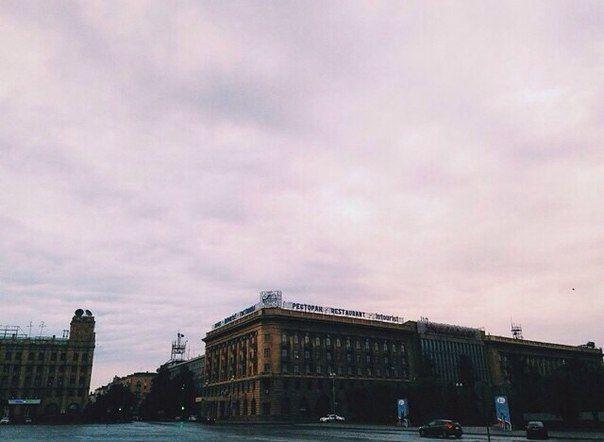 На площади Павших Борцов в Волгограде временно остановят движение
