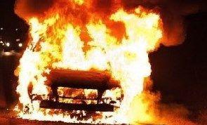 За ночь в Волгограде и области сожгли 5 автомобилей