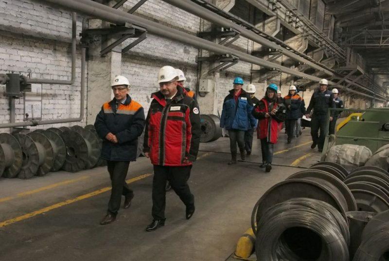 Канатный завод в Волгограде готов к выпуску импортозамещающих изделий