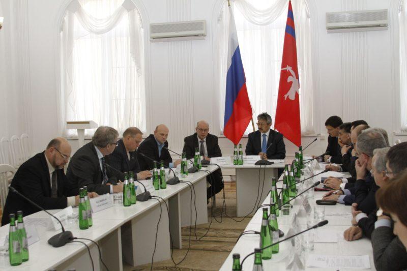 В Волгоградской области прошло первое заседание совета по улучшению инвестиционного климата
