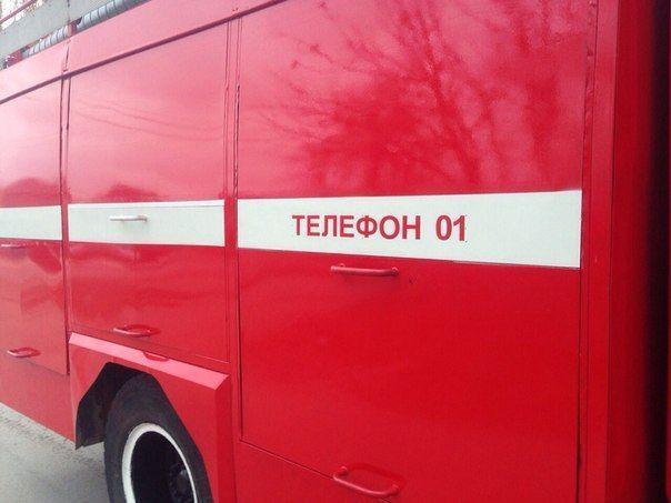 Ночью под Волгоградом неизвестные подожгли здание школы