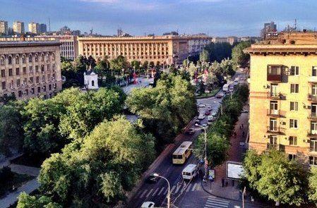 К 70-летию Победы в центре Волгограда установят «Стену Памяти»