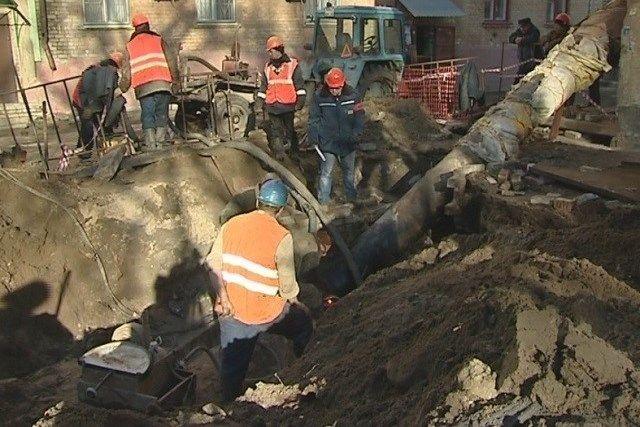 В центральном районе Волгограда прекращена подача тепла и горячей воды