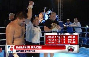 Российские боксеры победили украинцев на поединке в Волгограде