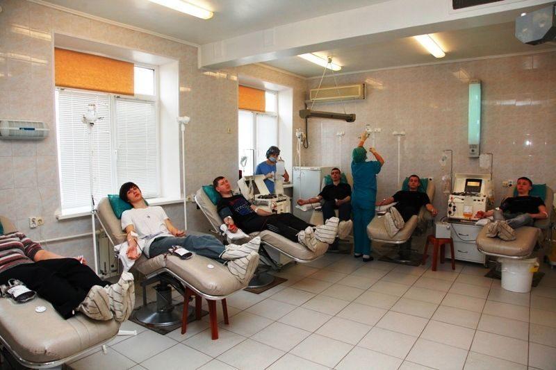 В Волгоградской области появится единое молодежное движение доноров