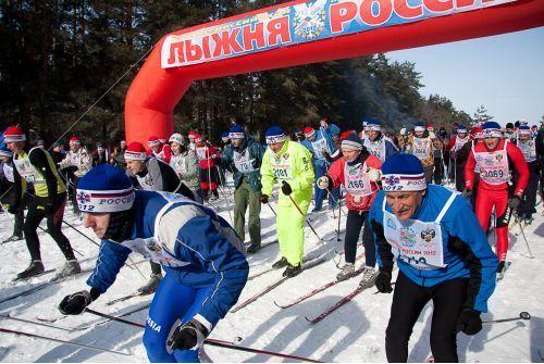 В Волгоградской области стартует «Лыжня России-2015»