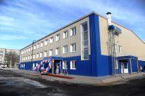 В День защитника Отечества под Волгоградом открыли новый спорткомплекс