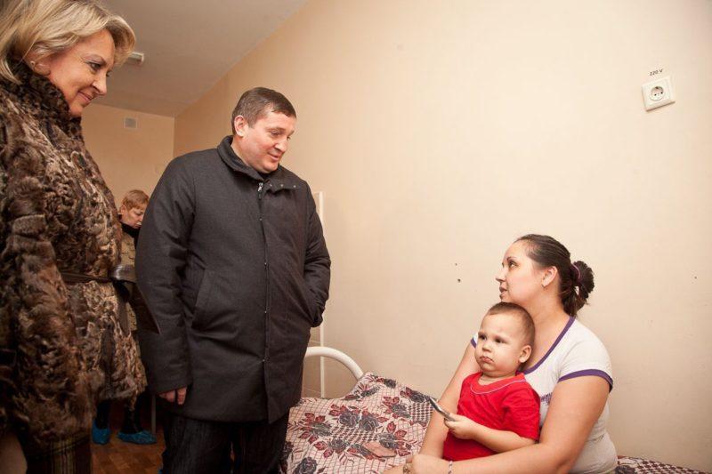 Руководство волгоградской детской больницы №8 попало под угрозу роспуска