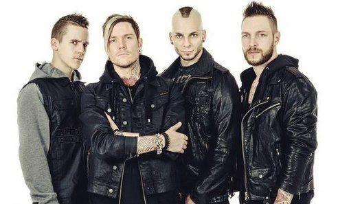В волгоградском ночном клубе «ЛЁД» задержали шведскую рок-группу