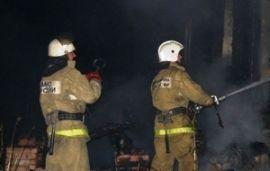 На западе Волгограда ночью горел «Frant'Эль»