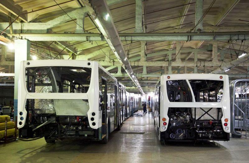 С нового года в Волгоградской области вырос объем промышленного производства
