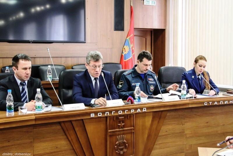 В Волгограде с 1 апреля введут особый противопожарный режим