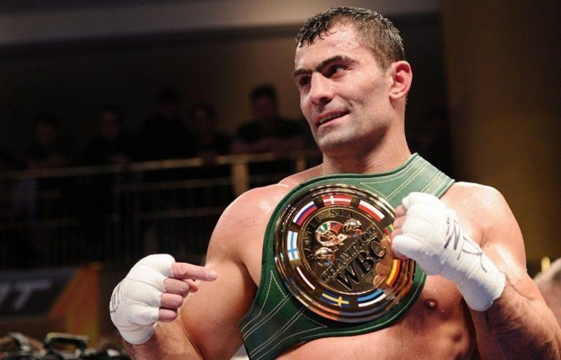 4 апреля состоится бой между Рахимом Чахкиевым и Валерием Брудовым