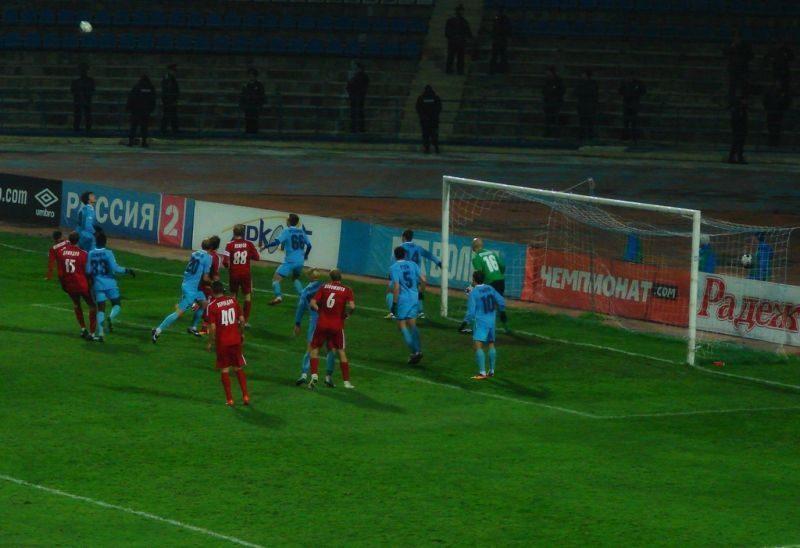 Волгоградский «Ротор» сыграл второй матч в Абрау-Дюрсо и нацелился на выход в Премьер-лигу