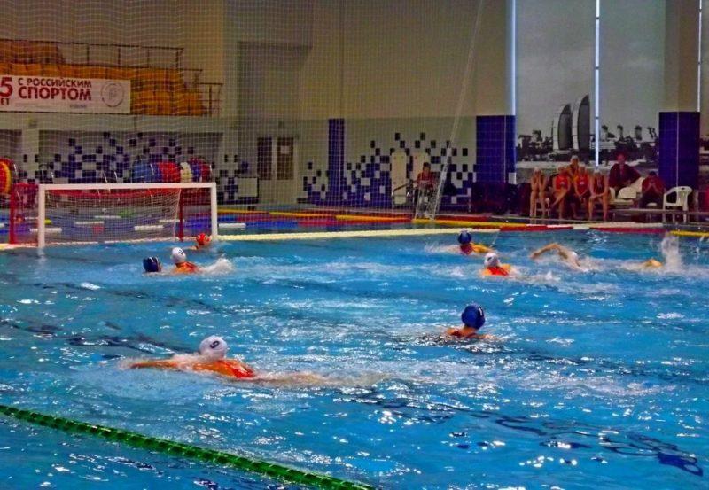 Ватерполистки волгоградского «Спартака» проиграли в первом матче ½ финала