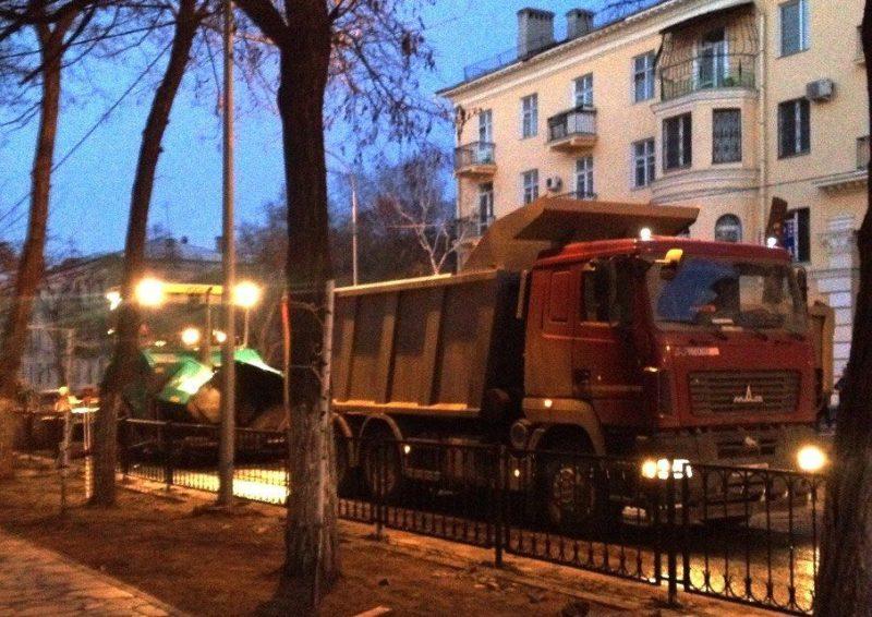 К 8 мая в Волгограде возобновится движение по отремонтированной улице Мира