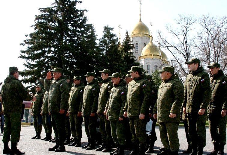 В Волгограде прошло награждение саперов за разминирование Мамаева кургана