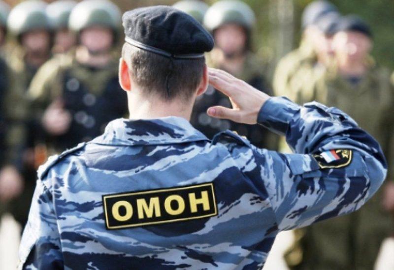 Губернатор Волгоградской области проверил волгоградских полицейских в Дагестане