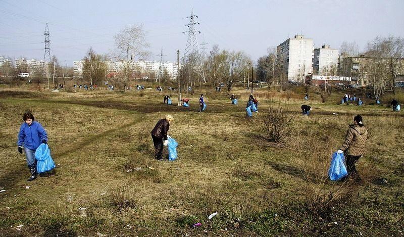 В Волгоградской области приступили к операции «Отходы-2015»