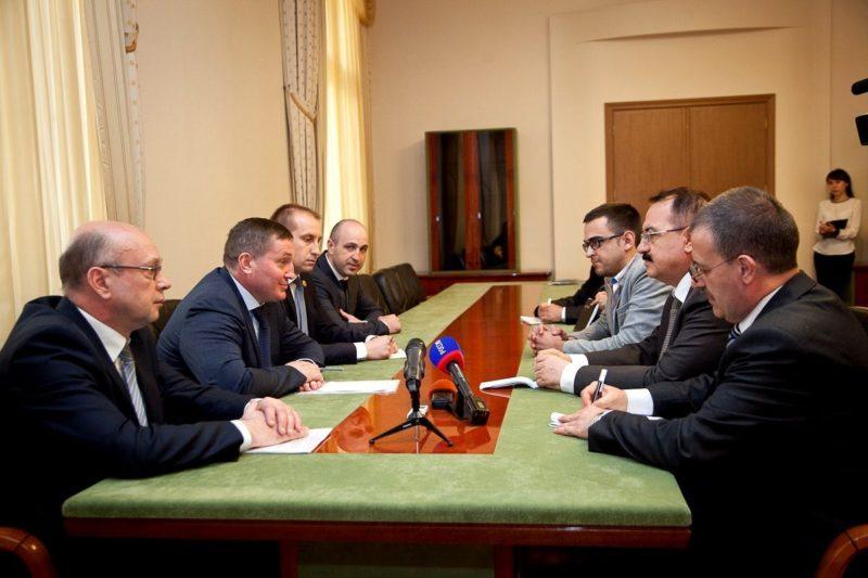 В Волгоград прибыли представители посольств Сирии, Ливии и Палестины