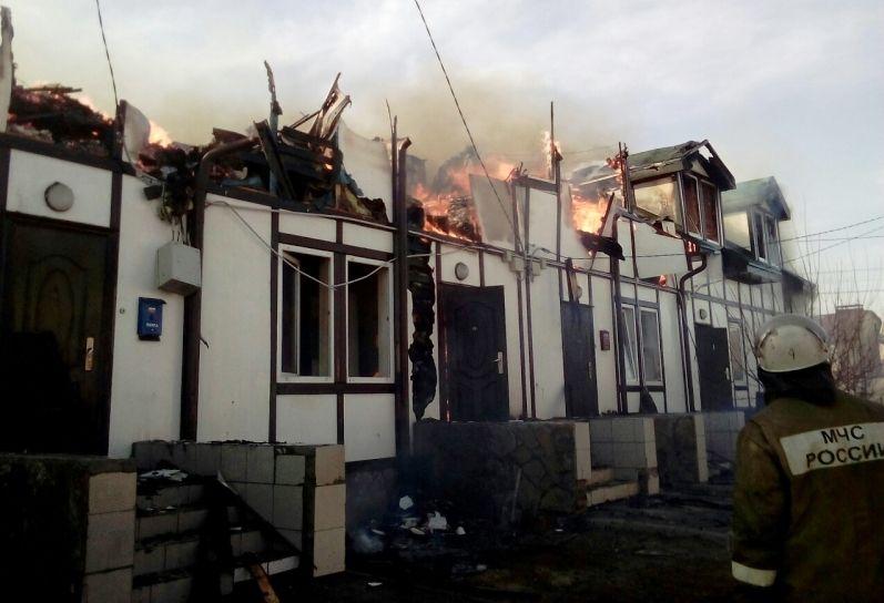 Семьи-погорельцы из таунхауса заселились в  9 квартир в Волгограде