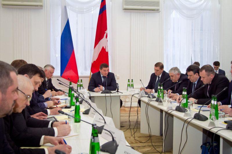 Андрей Бочаров поговорил с подчиненными об ответственности за ЧМ-2018