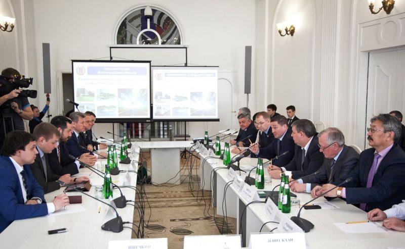 Волгоградская область, ФЦПФ и турецкий «Karsan» готовят новую транспортную схему