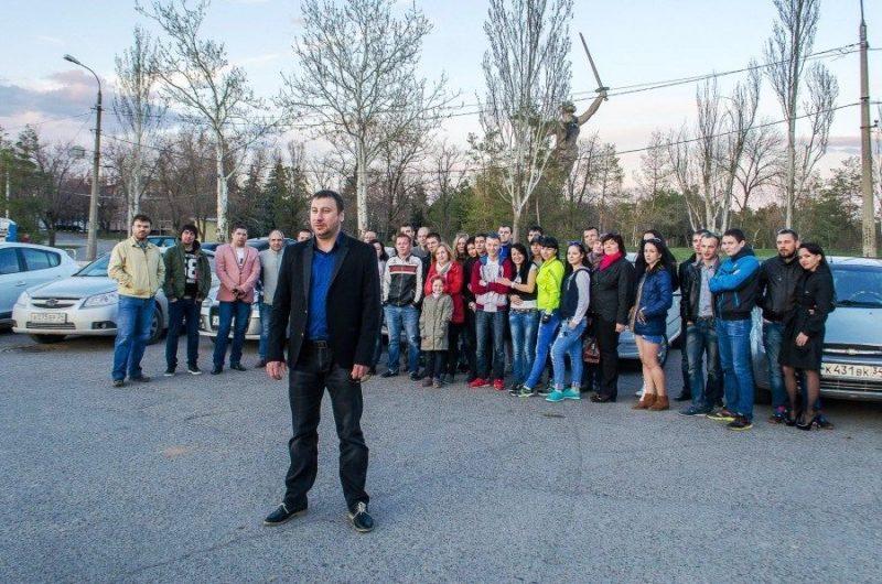 Волгоградские автомобилисты в видеообращении спросят у президента о дорогах