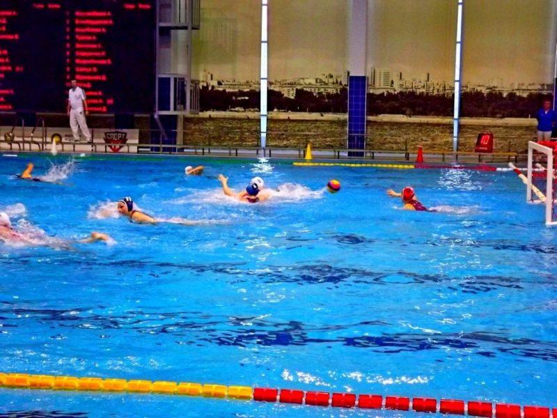 Волгоградские ватерполистки вышли в финал чемпионата России