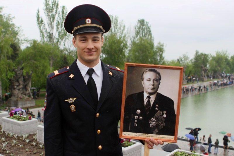 #70летбезвойны #Волгоград #Сталинград70 бессмертныйполк