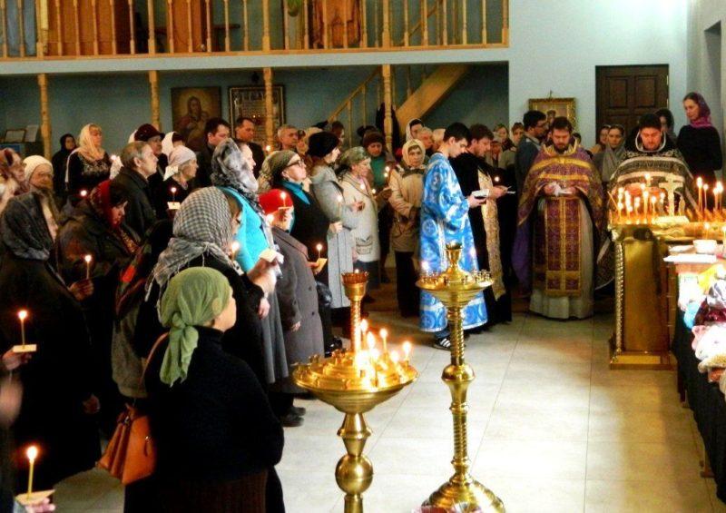 В Волгоград на неделю прибыла икона Богородицы «Экономисса»