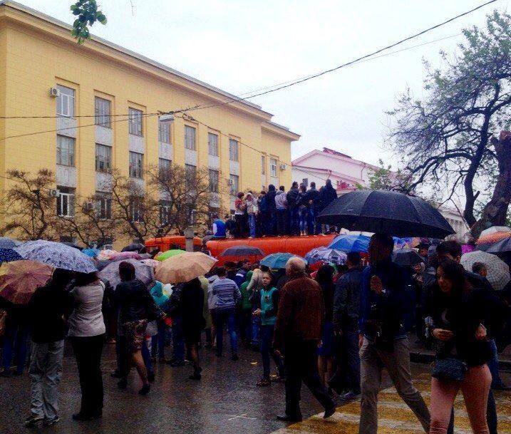 волгоград парад площадьПавшихборцов