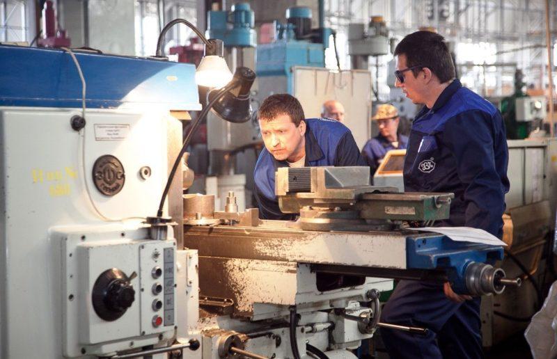 В Волгоградской области разрабатывают сайт промышленных предприятий