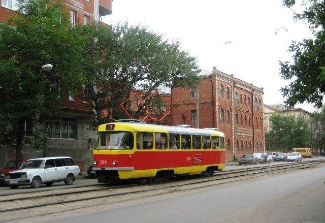 Волгограду вернут трамвай №1