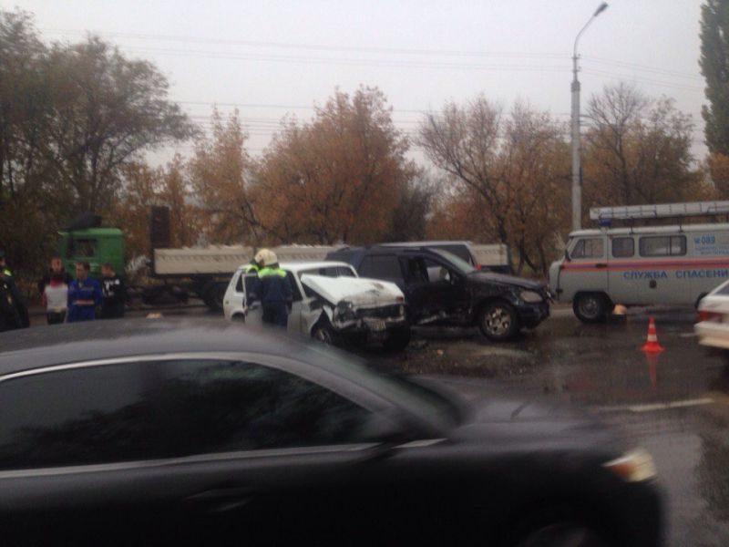 В Волгограде произошло смертельное ДТП