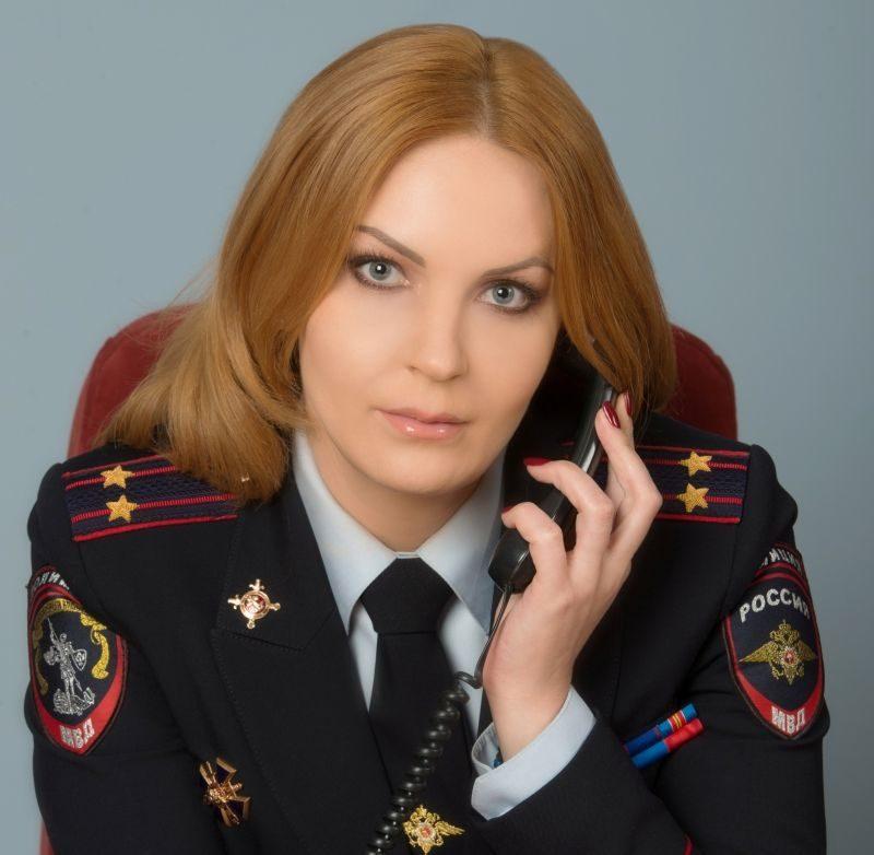 Официальный спикер МВД Елена Алексеева подала рапорт об отставке