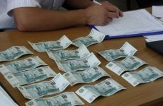 В Волгограде заместитель директора казенного учреждения подозревается в получении крупной взятки