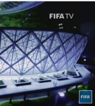 ФИФА представила видеоролик о «Волгоград Арена»