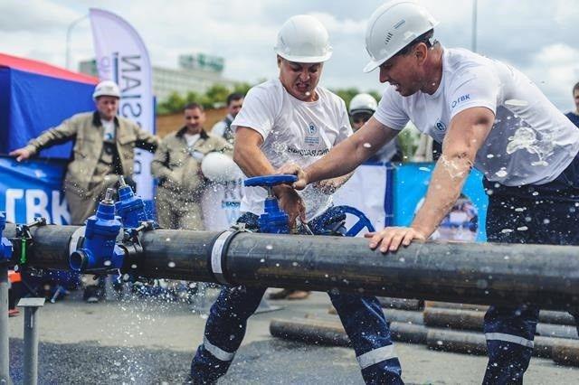 Волгоградские коммунальщики поборются за 100 тысяч рублей