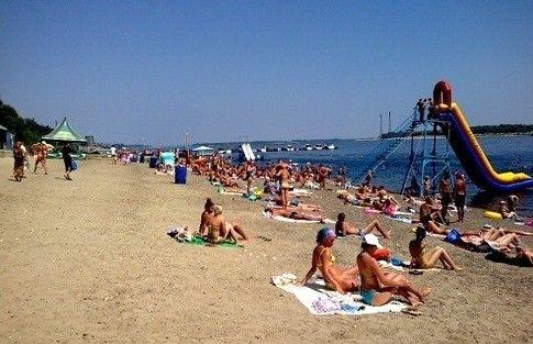 В Волгограде может появиться еще несколько пляжей