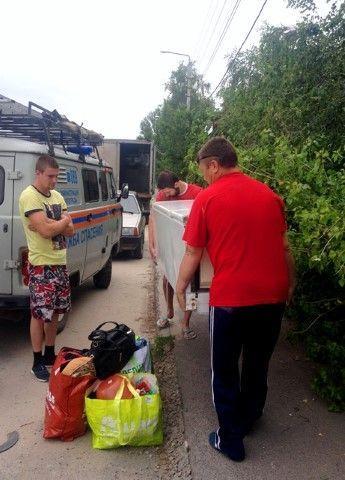 Эвакуированные жильцы общежития на Прибалтийской не раз жаловались на управляющую компанию