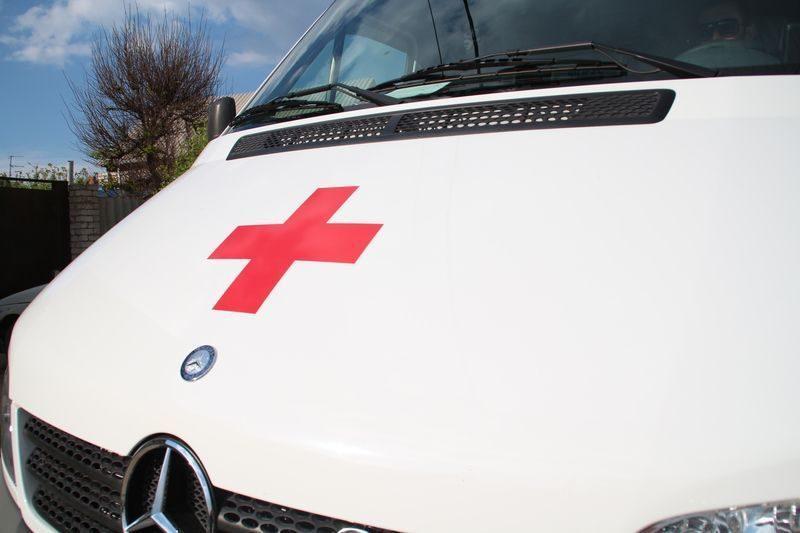 В Дзержинском районе ВАЗ протаранил Mitsubishi Pajero: есть пострадавшие