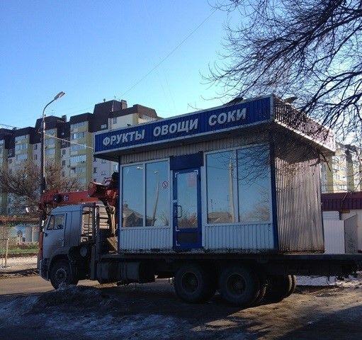 В Волгограде появится новый порядок размещения нестационарных торговых объектов