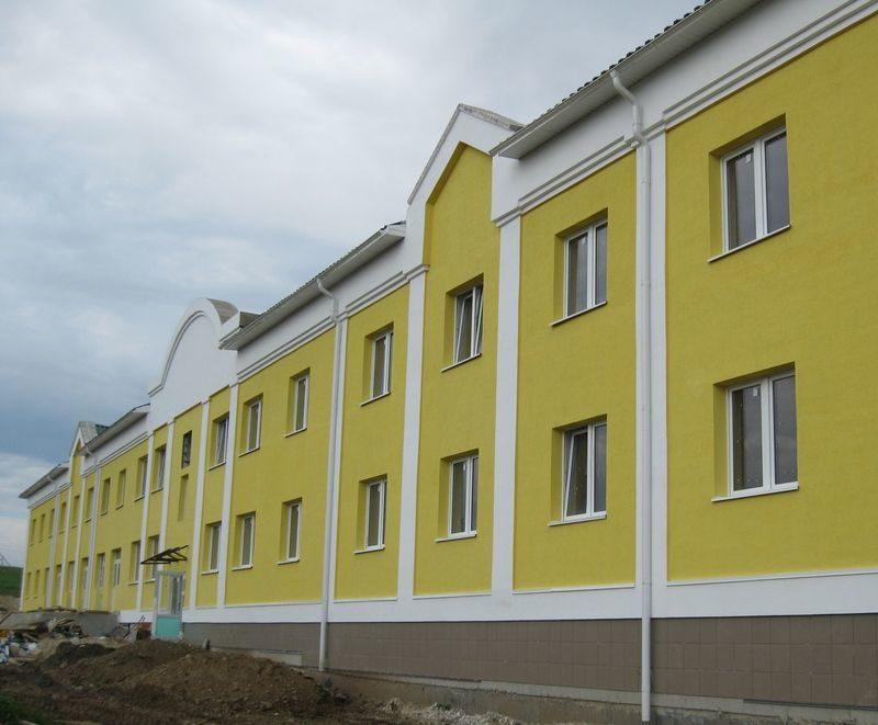 В Волгоградской области строительство дома-интерната идет по графику